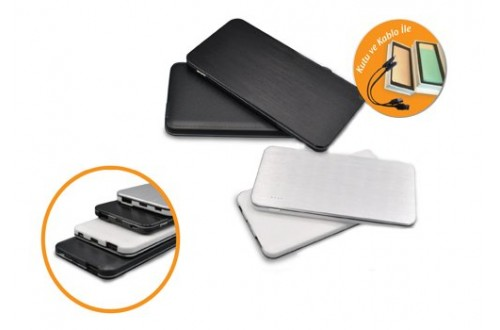 5000 mAh Metal Powerbank K250